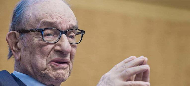 A kérdés amit feltettem Alan Greenspan-nek