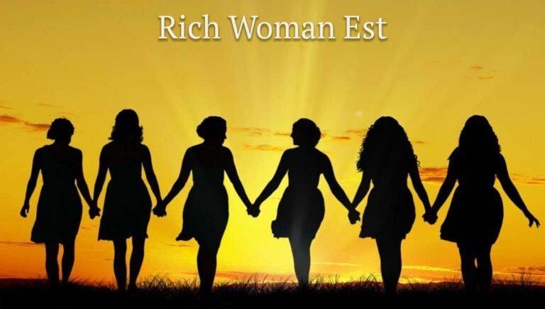 rich woman est